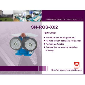 Роликовые руководство обуви для Лифт (SN-RGS-X02)