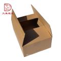 Горячая продажа пользовательские логотип творческий большой одноразовые бумажная коробка упаковки