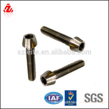 Factory wholesale taper head bolt