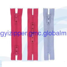 plasic zipper