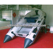 High quality military inflatable boat with CE