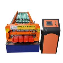 Manufacturer customized automatic roofing machine