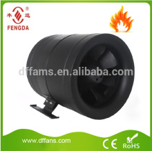 Greenhouse equipment ventilating fan
