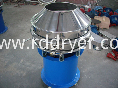 Stainless steel sugar powder screen machine