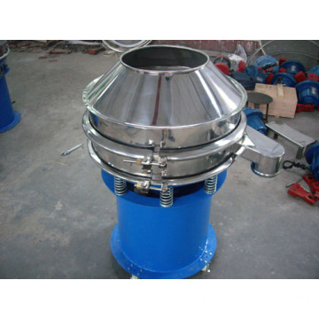 Stainless steel pigment sieve vibrating