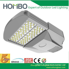 Hohe Qualität 60w-300w LED Straßenlaterne Herstellung SMD Lichtschranke UL IP65 Aluminium 120lm / w führte Straßenlaterne