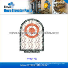 Elevator Floor, Sightseeing Elevator Floor, Lift Car PVC Floor