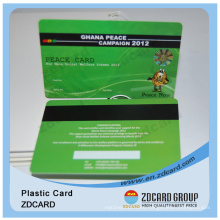 Payment Card Magnetic Card Stripe Card Thickness Card Stripe Card