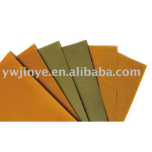 Anti-dirty sand parchment for printing machine