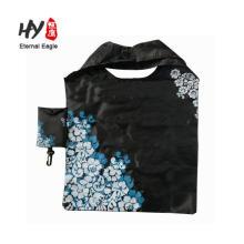 Heiße faltbare Nylonwasserdichter Einkaufstasche des Soems
