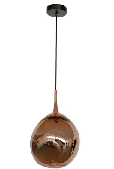 Rose Gold Spherical Simple Light