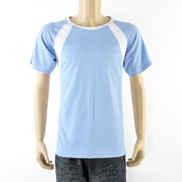 Factory Sale 100% Cotton Sport T-Shirt for Men