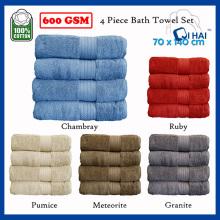 100% хлопок 5шт полотенце наборы (QHSC4435)