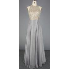 Chiffon Beading Wedding Dress