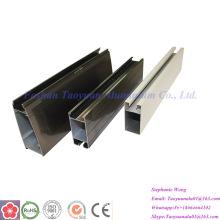 6063 alloy aluminium window profile extrusion
