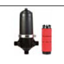 """2 """"filtro de disco 120mesh rosca macho filtro de plástico grande para riego"""