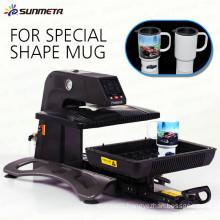 Sunmeta Auotomatic T-shirt Sublimation Printing Heat Press Machine (ST-420)