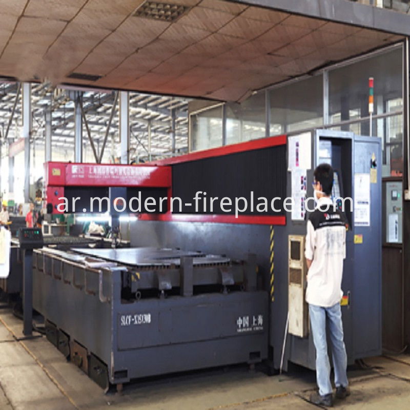 Large Wood Burner Stoves In Production