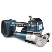 Herramienta de flejado de baterías de venta directa de fábrica para correas de PET / PP