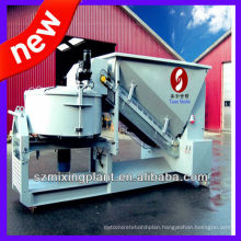 small 10-20m3/h portable concrete batching plant for sale,concrete batch/mixing plant price with high batching performance