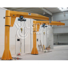 2t BZ Pillar Jib Crane