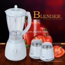 Preço baixo alta qualidade 1.5L PS ou PC Jar 3 em 1 Electric Juicer Blender Machine