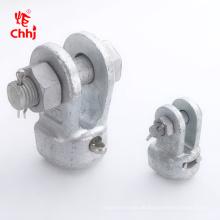 Zubehörteile für Elektro-Oberleitungs-Kabel WS-Steckdosen-Gabelkopf