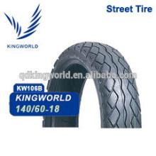 tubeless Motorrad-Reifen 140/60-18