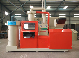 99.9% recovery copper wire recycling plant