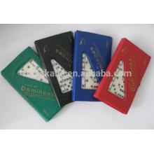 PVC domino Domino game pvc set