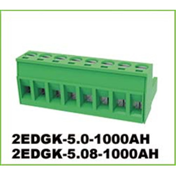 5.0mm Pitch Green Connector PCB Screw Terminal Blocks