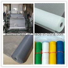 Fábrica de telas para janelas de insetos de fibra de vidro (certificação SGS CE)