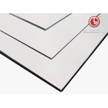 GLOBOND FR Panel compuesto de aluminio ignífugo (PF-411 blanco)