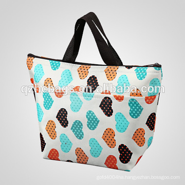 Printing Lunch Bags Handle for Women,Girls,Office
