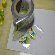 プラスチック PC PP abs 樹脂熱転写印刷フィルム