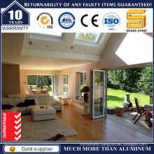 Double Glazing Aluminium Lift and Sliding Door Aluminum Door
