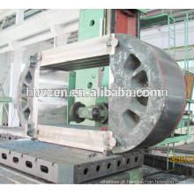 YR27 prensa hidráulica máquina de enrolamento automático