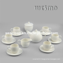 Ceramic Cup Coffee Set (WTC0402A)