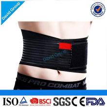 Certified Top Supplier Wholesale Custom Pain Relief Lumbar Back Support Belt