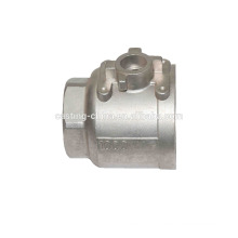 custom casting factory pipe fittings