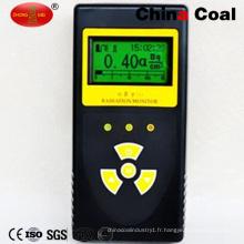 Dosimètre électronique portable de détecteur de mètre de moniteur de rayonnement de poche de Nt6108