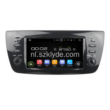 Fiat Doblo android 7.1 auto dvd-spelers