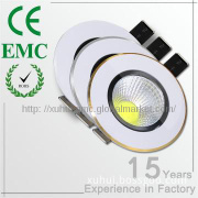2014 only authentic manufacturer cob led downlights