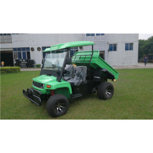 Electric Utility Vehicle for Farm