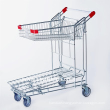 Single Basket Cargo Cart