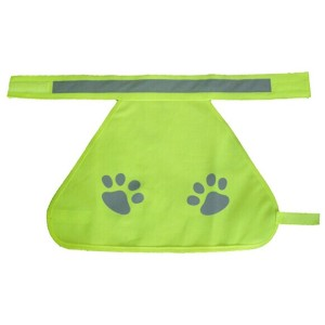 Dog high visibility vest reflective safety vest