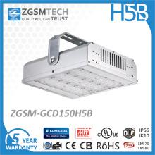 Lumière industrielle élevée imperméable de baie de l'entrepôt 150W LED d'éclairage