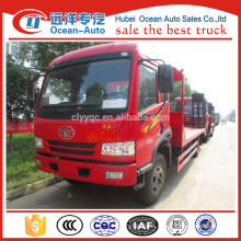 FEW 4*2 tow truck platform, electric platform truck for sale