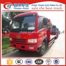 FEW 4 * 2 эвакуатор платформа, электрическая платформа грузовик для продажи