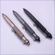 Рекламные авиационного алюминия самообороны тактическая ручка для написания и защиты